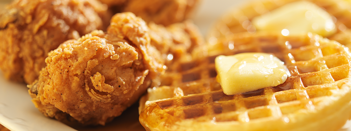 Heartland Chicken and Waffles